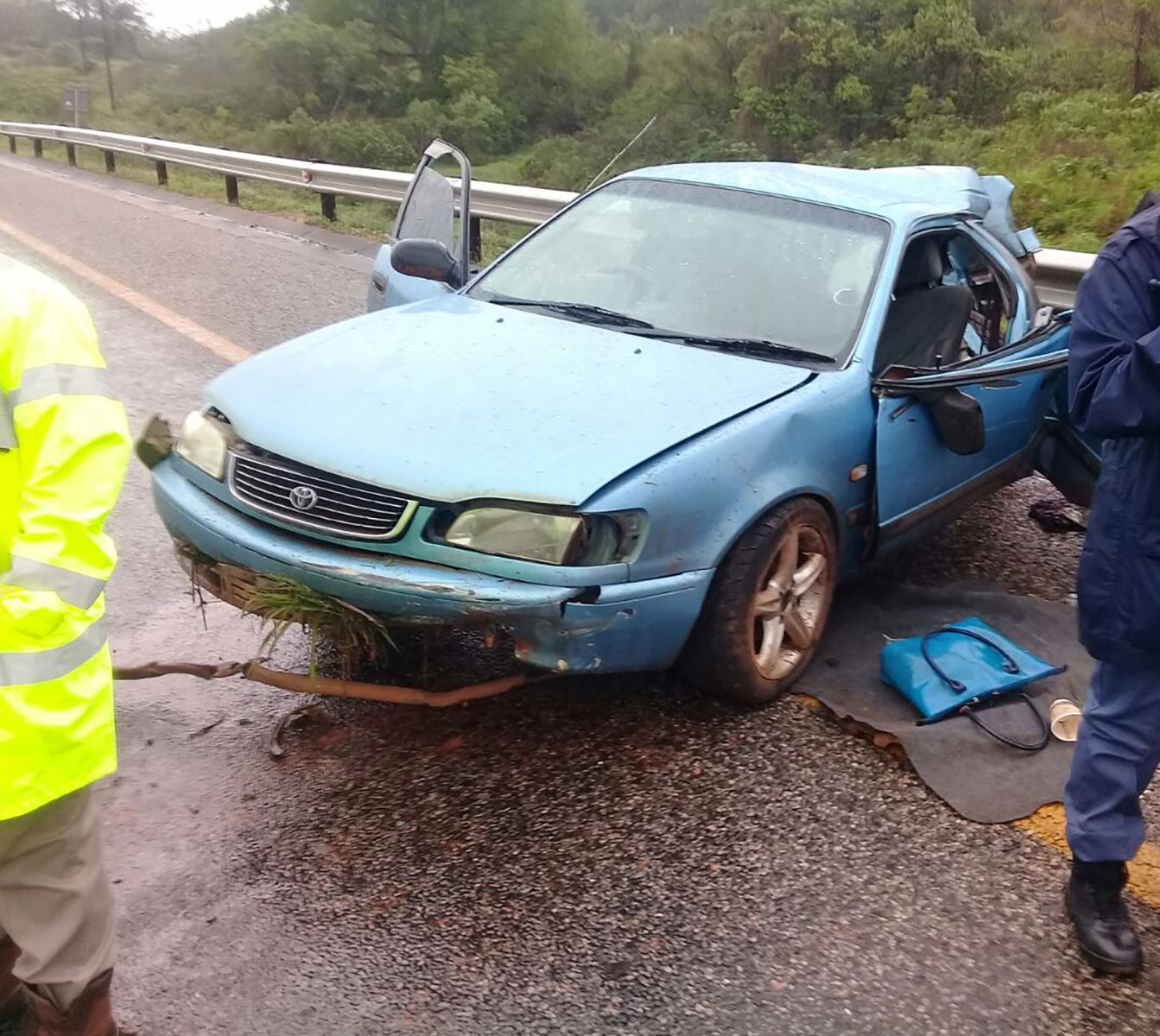 Two killed, four injured in R36 collision in Tzaneen - Arrive Alive