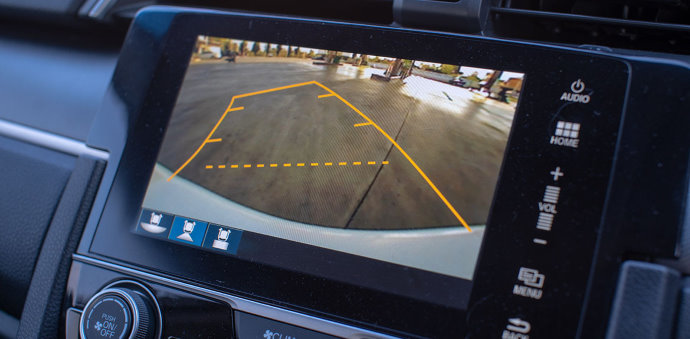 Technology to assist drivers when Reversing