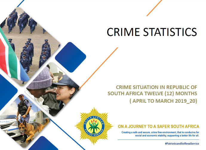 The Crime Situation in the Republic of South Africa (April 2019 - March 2020).