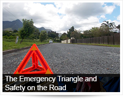 The Emergency Triangle and Safety on the Road