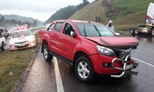 Three injured following multi-vehicle collision on the N3 in Hillcrest KZN