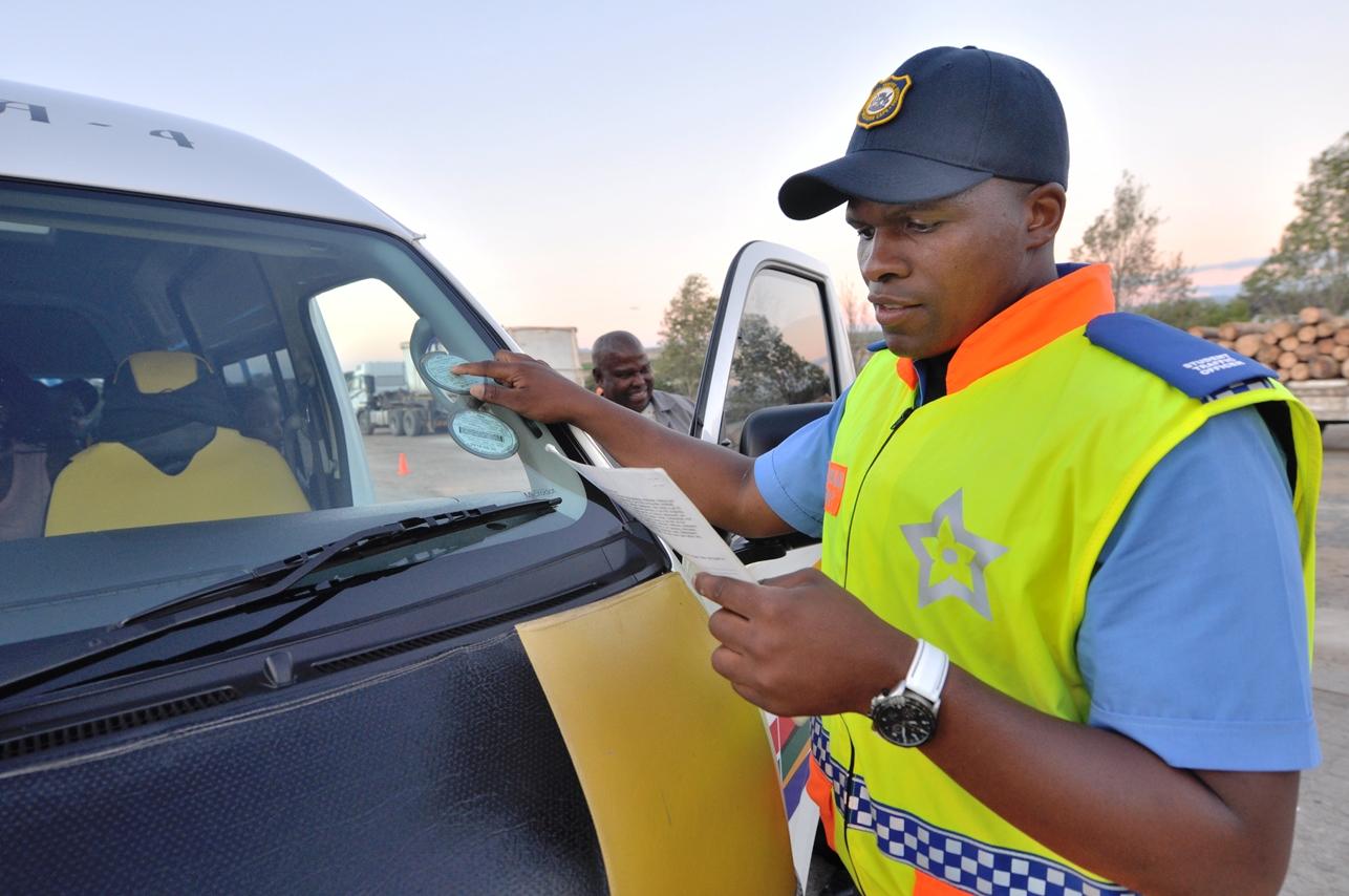 Enforcement of driver alertness