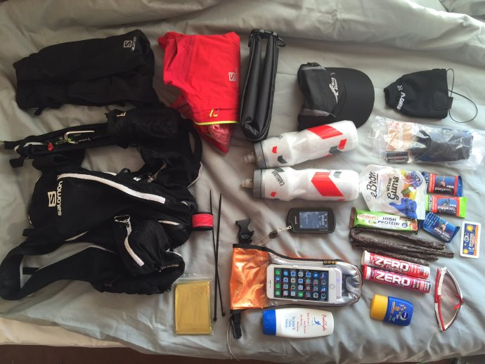 Equipment and Packing for the Trail Run