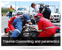 Trauma Counselling and first responders / paramedics