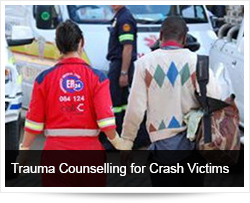 Trauma Counselling for Crash Victims
