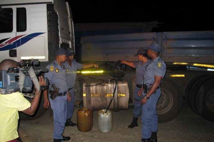 Truck Hijackings, Crime and Road Safety