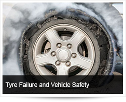 Tyre Failure and Vehicle Safety