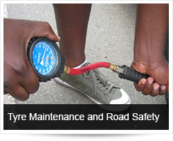 Tyre Maintenance and Road Safety