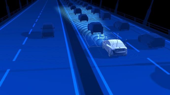 Intelligent Speed Assist (ISA)