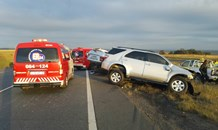 Collision near Witbank on the N12 leaves two dead