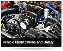 Vehicle Modifications, Alterations and Road Safety