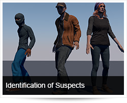 Visual Eyewitness Identification of Suspects of Vehicle and other Crimes