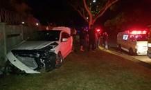 1 Seriously Injured in crash in Malvern