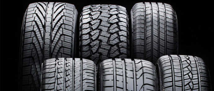 Do not mix Tyres - Keep the Same size, type and speed rating.