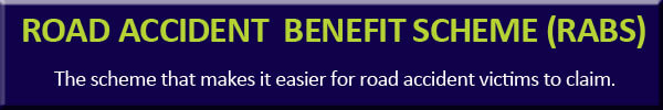 Road Accident Benefit Scheme?