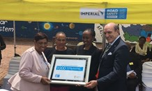 Imperial Road Safety and the Department of Basic Education celebrate key educational milestone