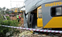 Statement by the Transport Minister on Train crash between Kaalfontein and Thembisa station
