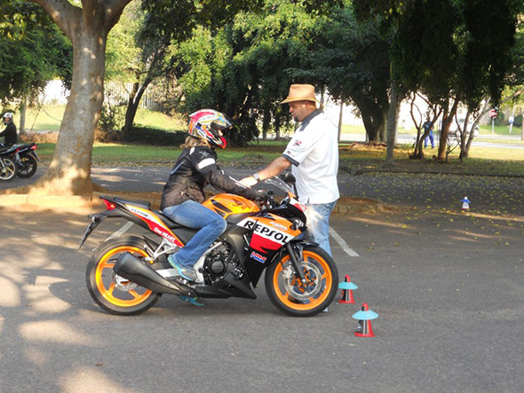 motorbike motorcycle safety and the young rider