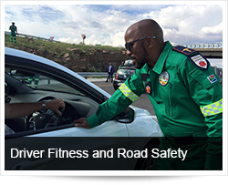 Driver fitness and road safety