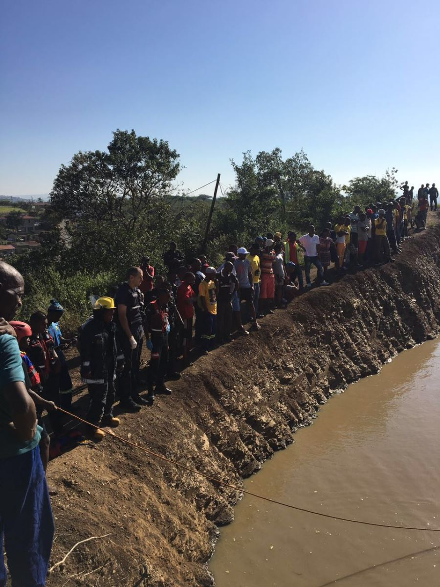 Seven year old drowns in quarry in Verulam