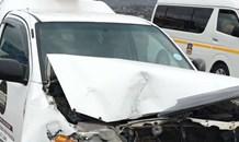 One injured in collision on the N2 near Greystone Park in Kwa-Zulu Natal.