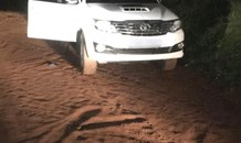 Hijacked vehicle recovered in the Ashley area, west of Durban