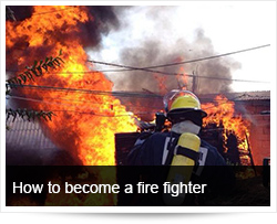 How do I become a firefighter? - Arrive Alive