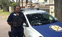 Marshall Security not only protects our family but also our furry friends, Durban