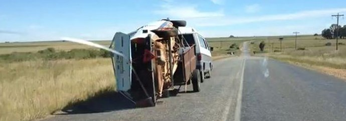 Safe Driving and Towing a Trailer Safely