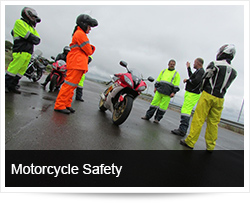 Road Safety and Motorcycles : Motorcycle / Motorbike Safety