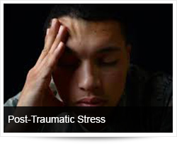 Post-Traumatic Stress After A Road Crash