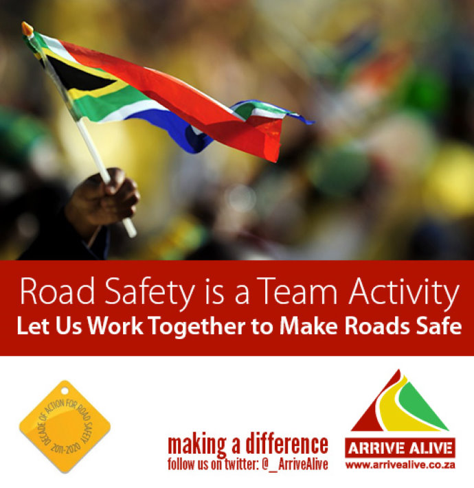 Road Safety is a Team Activity
