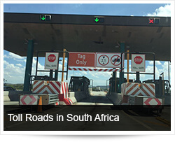 Toll Roads in South Africa
