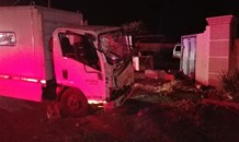 Construction worker dies in truck rollover in Roodepoort