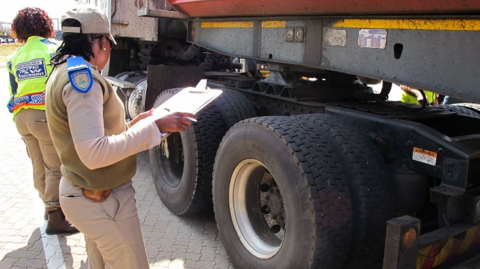 Road Safety Checklist For Trucks Amp Buses
