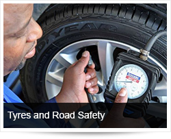 Tyres and road safety