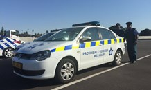 Road safety first during the Hermanus Whale Festival