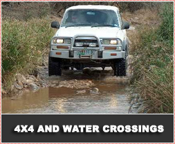 4x4 & Water Crossings