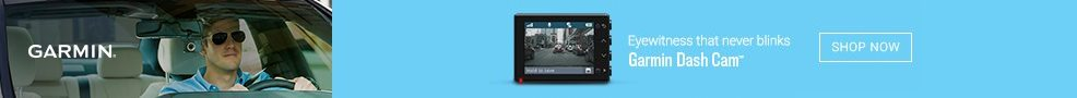 Eyewitness that never blinks | Garmin Dashcam