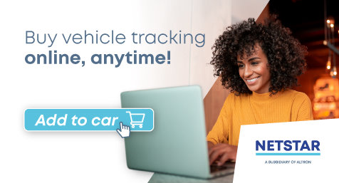 Buy vehicle tracking online, anytime.