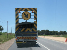 Road Safety near Construction Zones / Road Works
