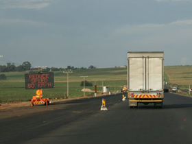 Road Safety near Construction Zones / Roadworks