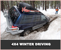 4x4 Winter Driving