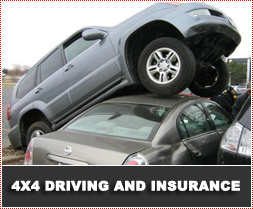 4x4 Driving and Vehicle Insurance