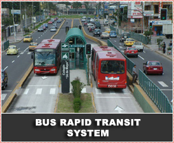 Bus Rapid Transit System Brt And Road Safety