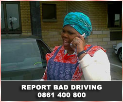 Report bad driving