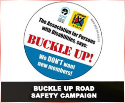 Buckle Up Road Safety Campaign focuses on Seatbelt Safety