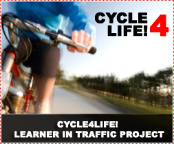 Cycle4Life! Learner in Traffic Project