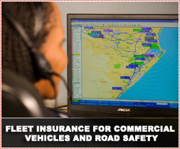 Fleet Insurance for Commercial Vehicles and Road Safety