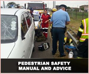 Pedestrian Safety Manual and Advice